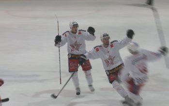 Hockey sur glace: le HC Sion bien parti dans les finales nationales