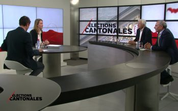 Zoom sur l'entourage des candidats au conseil d'Etat (3): Patrice Epiney et Charles-Edouard Bagnoud