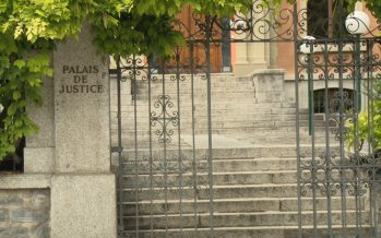 En Valais, l'activité des tribunaux ne cesse d'augmenter