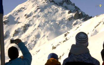 """Nendaz Freeride: ravagé par les avalanches, le Mont-Gond a dit """"non"""""""