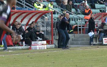 FC Sion: nouvelle défaite en championnat face à Bâle
