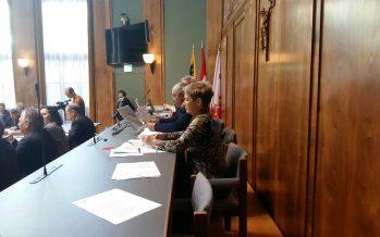 """Session constitutive: """"Je vais faire un discours sans complaisance"""", a dit Albert Pitteloud"""