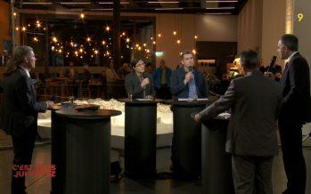 Election du Conseil d'Etat: les sept candidats réunis pour un dernier débat