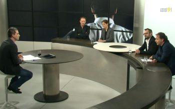 L'élection du gouvernement valaisan sous la loupe de quatre journalistes