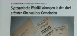 Des fraudes jettent le trouble sur l'élection du Conseil d'Etat, alors que les nouveaux élus devraient prêter serment lundi