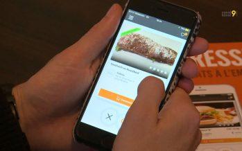 Gookers: une application pour commander son repas avant d'aller le chercher