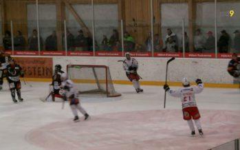 Le HC Sion réalise un très bon départ dans les finales suisses