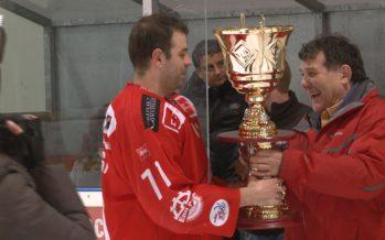 Le HC Sion décroche pour la 3e année consécutive le titre romand de 1re Ligue