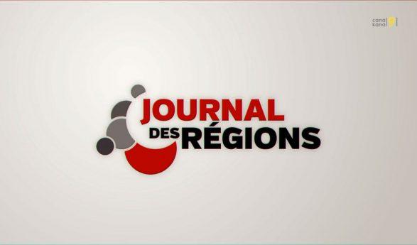 LE JOURNAL DES RÉGIONS avec Léman Bleu, 8 Mont-Blanc, La Télé