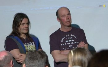 Regards croisés sur le loup avec Jean-Marc Landry et Marius Pannatier