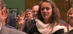 Sur les pas de la plus jeune députée du Parlement valaisan: Margaux Dubuis