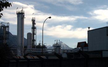Raffinerie de Collombey: le Canton et Tamoil s'accordent sur l'assainissement du sous-sol