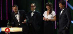 OMNIBUS à la 20e remise du Prix du Cinéma Suisse