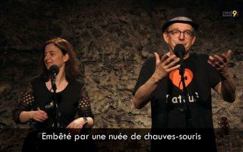«Lè ratoulîre dè l'inkôrâ» en patois d'Hérémence