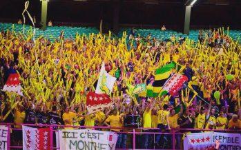 BBC Monthey: retour en images sur la cruelle défaite en finale de la Coupe de Suisse pour les Jaune et Vert