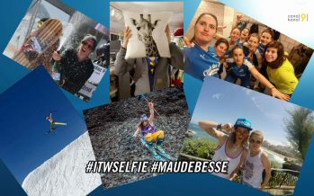 L'Interview Selfie: avec la freerideuse Maude Besse