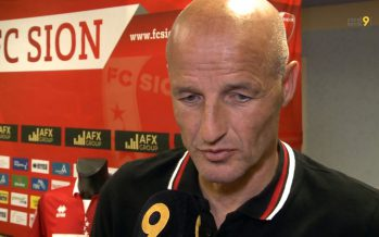Peter Zeidler avant Sion-Lucerne en Coupe de Suisse: «Je sens cette attente…»