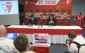 FC Sion: la Coupe de Suisse c'est l'affaire du président Constantin
