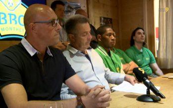 BBC Monthey: suspendus provisoirement, les dirigeants du club restent muets