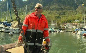 Au Bouveret, le garde-port Philippe Chappaz s'active avec la belle saison qui commence