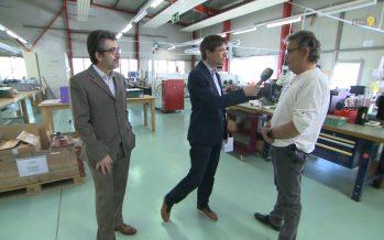 Regard sur l'économie chablaisienne avec Mauricio Ranzi et Patrice Cottet