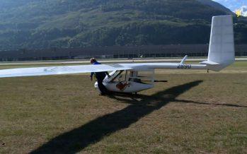 Aéroport de Sion: vers plus d'aéronautique 100% renouvelable