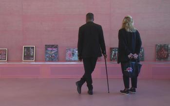 Saxon: les artistes du village ont exposé leurs oeuvres durant trois jours