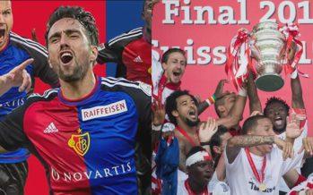 Finale Coupe Suisse: le champion bâlois face au champion valaisan de la Coupe!