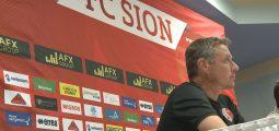 FC Sion: Sébastien Fournier, un destin à la «Boubou» Richard
