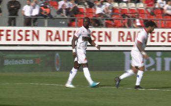 FC Sion: le réveil de Moussa Konaté