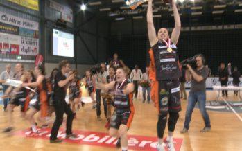 Basketball : 6e titre national pour les Vétrozaines d'Hélios