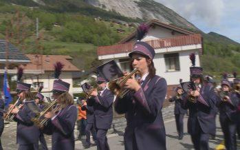 125e Festival des Fanfares Libérales Radicales du Centre à Orsières