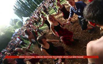 La 3e édition de l'Irish Festival – du 3 au 5 août – dévoile sa programmation