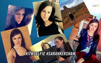 L'Interview Selfie: avec la basketteuse d'Hélios Basket Sarah Kershaw