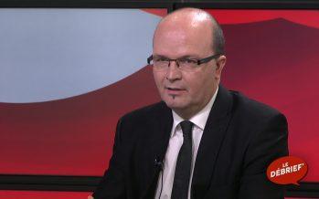 LE DÉBRIEF' avec Grégoire Dussex