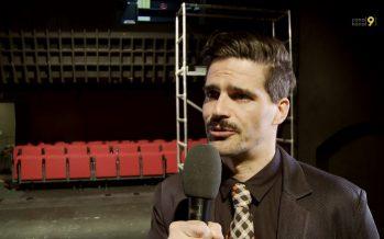 «C'est difficile d'être un Valaisan à Genève dans le milieu du théâtre», dit Mathieu Bertholet, directeur du Poche