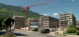 Boom immobilier à Monthey: plus de 200 nouveaux appartements seront mis sur le marché