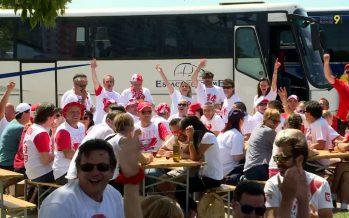Coupe de Suisse: des milliers de Valaisans ont envahi Genève