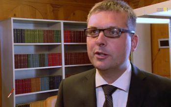Le Parlement élit un nouveau juge cantonal, le Chrétien social Thierry Schnyder