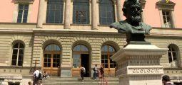 Rencontre avec deux jeunes Valaisans qui ont choisi d'étudier à Genève: Bastien Collet et Olivier Curdy