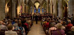 «Immortelles polyphonies»: le chœur Novantiqua a conquis le public parisien