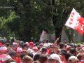 Coupe de Suisse: l'esprit festif l'a emporté sur la casse et les débordements