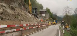 Correction de la route d'Anniviers: 7 millions pour remettre en état 570 mètres de chaussée