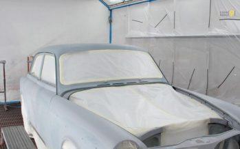 «Omvandlar Kassan»: cinq jours pour rénover une Volvo 121 (épisode 3 sur 5)