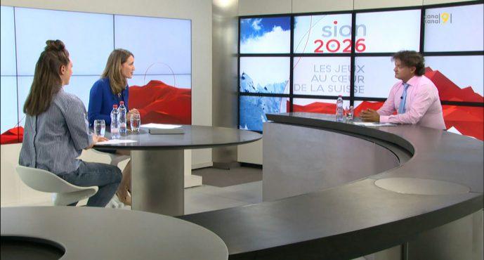 Zoom sur les JO 2026: «Il faut que le président de Sion aille de l'avant et cesse d'être dans l'expectative»