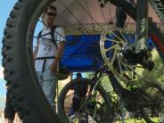 VTT électrique: test de deux-roues sans effort à Saint-Luc