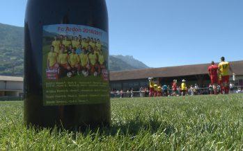 Foot Regio: les «Tronches de Club» du FC Ardon