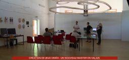 Création de jeux vidéo: un nouveau master en Valais