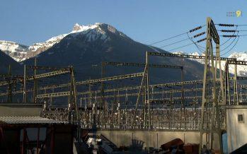 La stratégie énergétique 2050 implique de nombreux changements pour la distribution de l'électricité en Valais