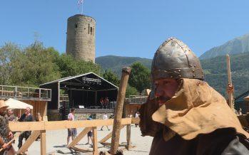 Le château de La Bâtiaz à Martigny veut devenir un lieu médiéval vivant